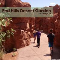 Red Hills Desert Garden | St. George Utah