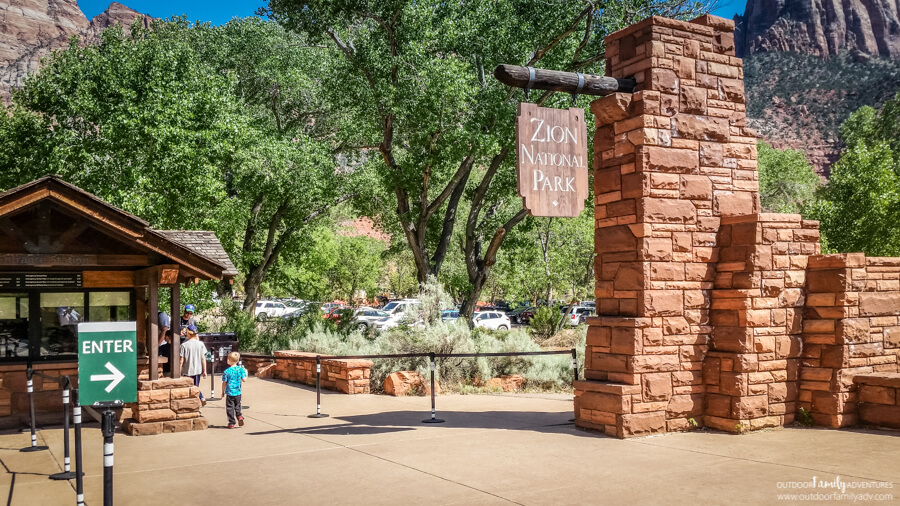 zion national park overcrowding solutions