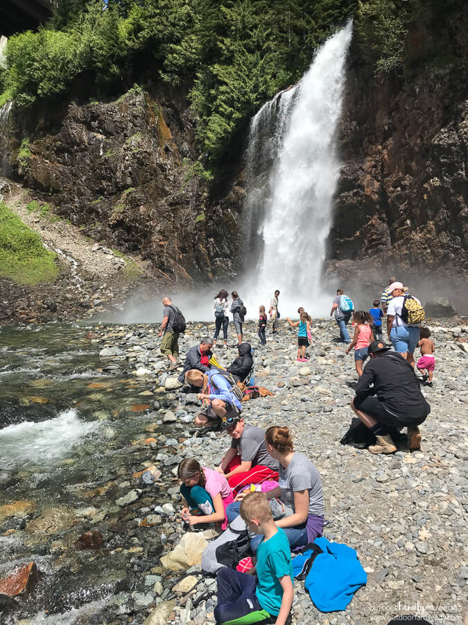franklin-falls-wa-snoqualmie-pnw-16 - Outdoor Family Adventures